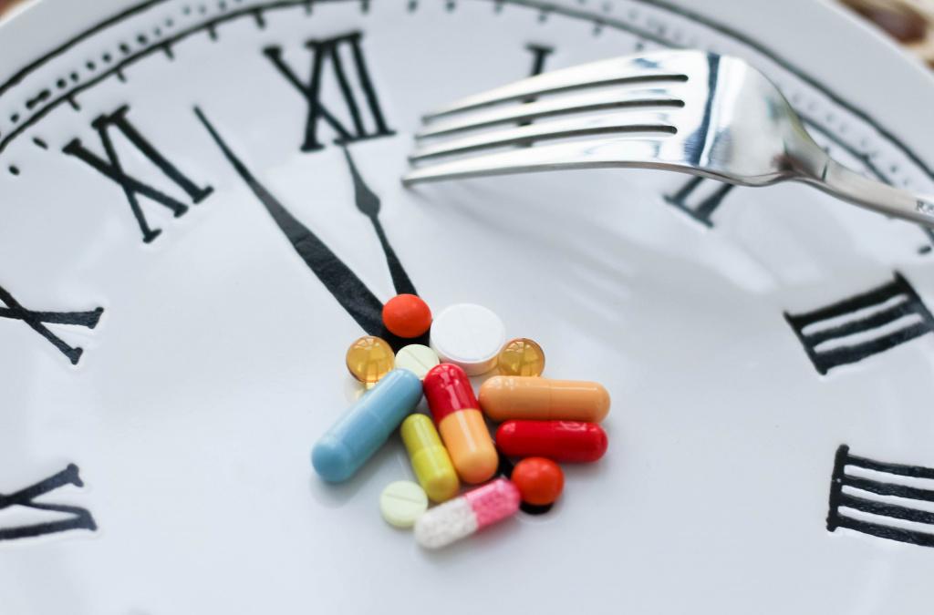 Витаминные добавки сокращают жизнь
