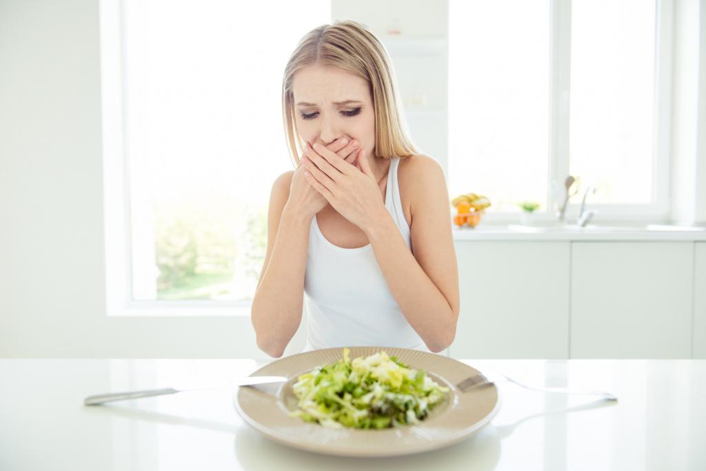 10 симптомов пищевого отравления