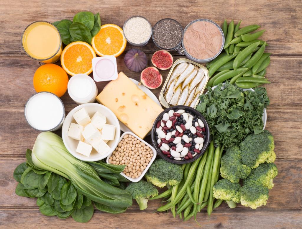 5 продуктов, полезных для костей