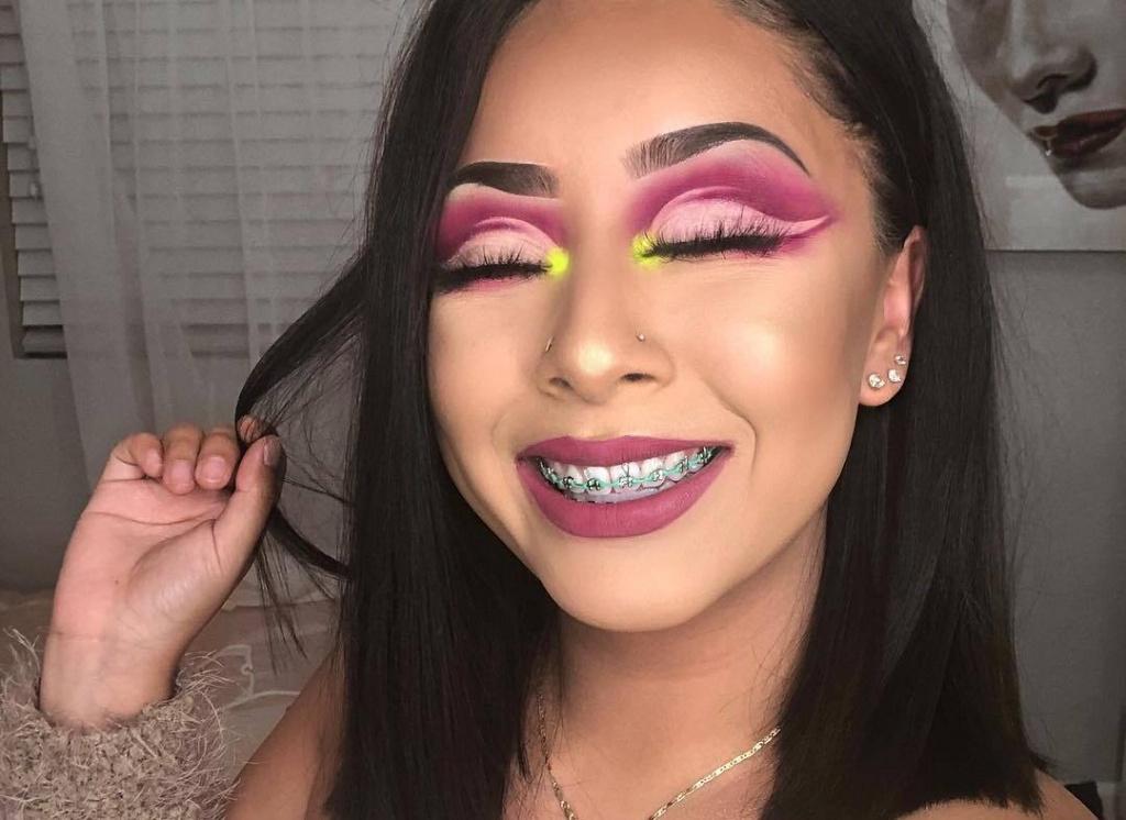 7 правил макияжа для тех, кто носит брекеты