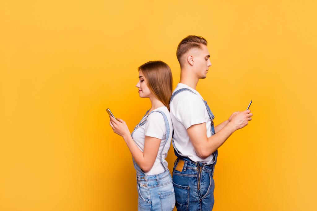 Увлечение смартфоном грозит депрессией
