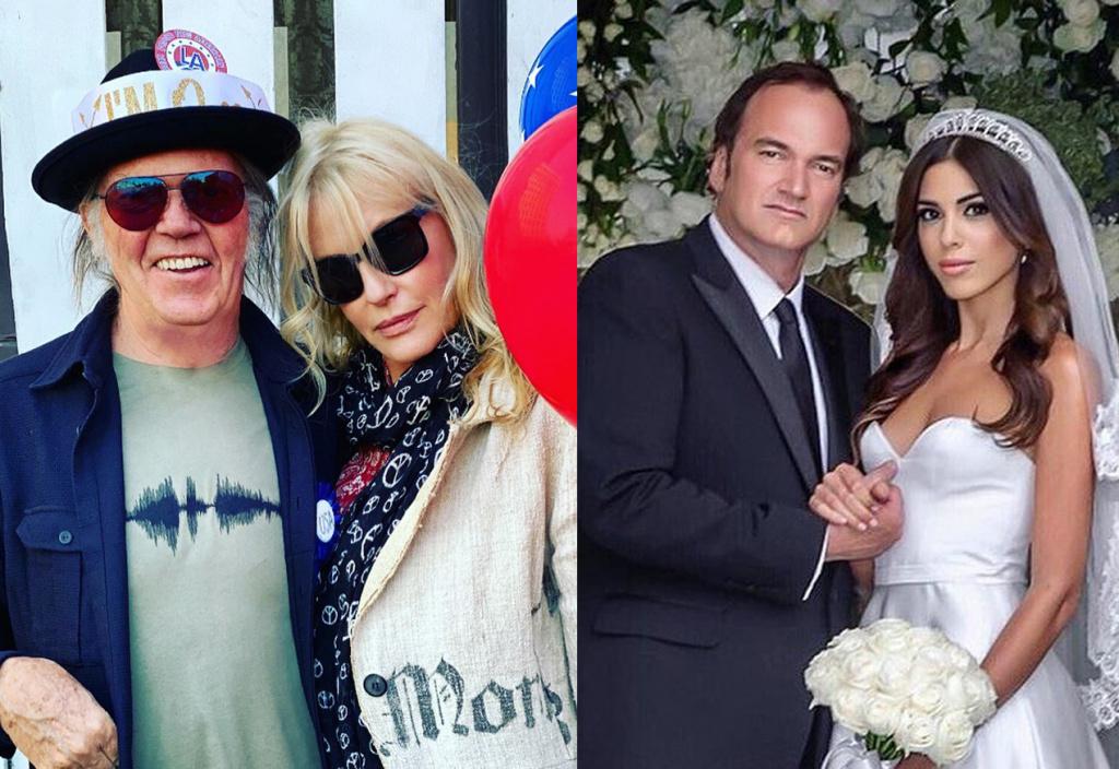 7 звезд, которые впервые вступили в брак после 40