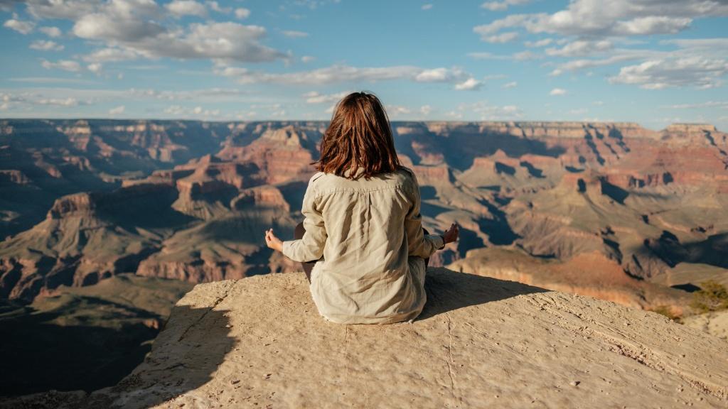 Медитация, разговор с собой и еще 3 способа, которые помогут абстрагироваться от проблем