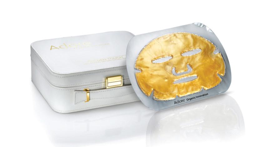 Маска для лица Golden Touch Facial Mask, Adore Cosmetics.jpg