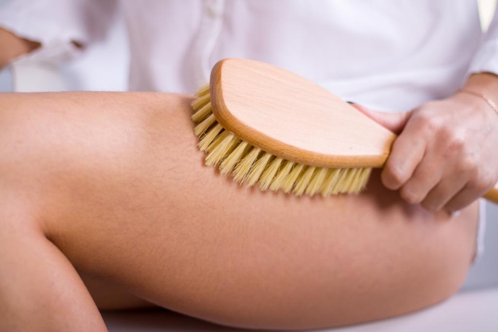 5 причин отказаться от массажа сухой щеткой