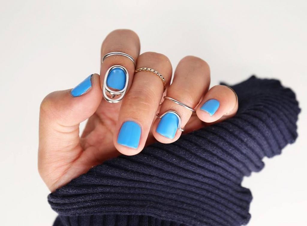 Украшения для ногтей: смелый тренд о котором нужно знать