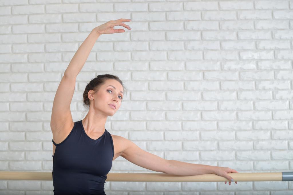 Балет и фитнес: смешайте это немедленно