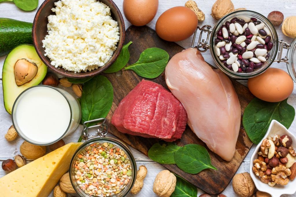 Не только курица: 17 неочевидных продуктов, в которых много белка