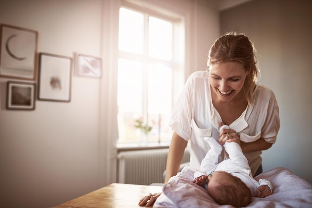 Чего хотят женщины после родов