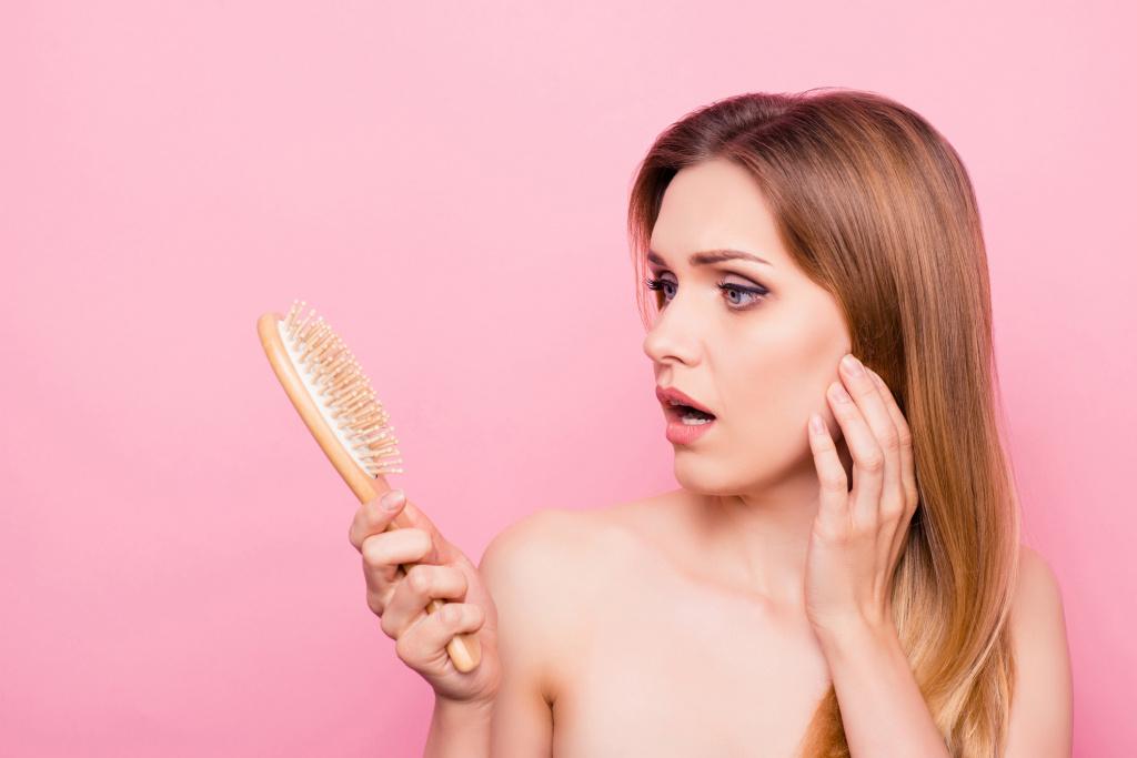 Тысяча и одна причина выпадения волос