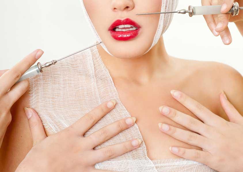 Большая грудь и идеальный нос одновременно: что такое симультанные операции