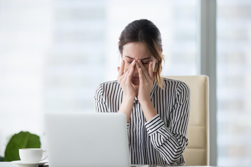 Как не потерять зрение, сидя за компьютером