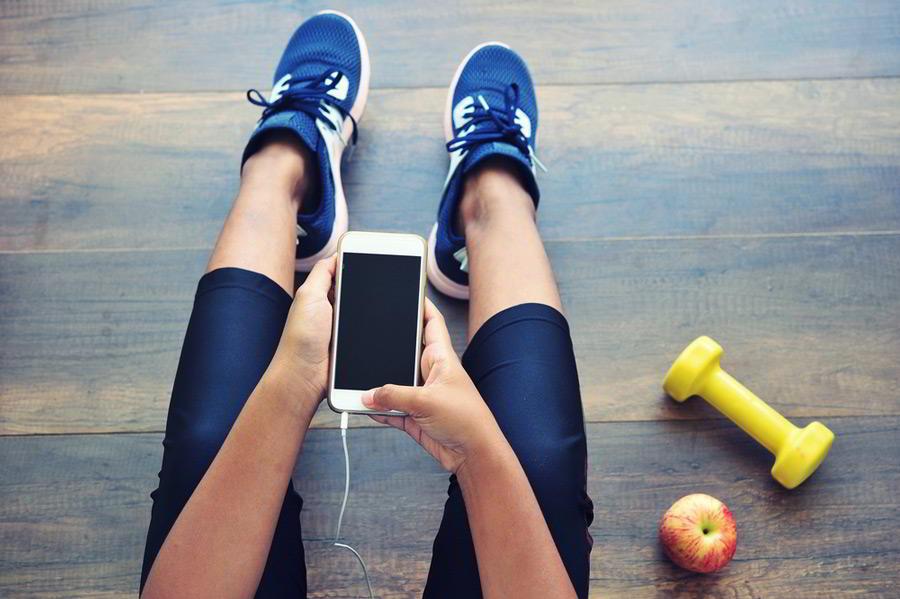 Как выбрать фитнес-приложение