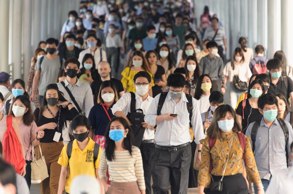 В РАН заявили, что пандемия кончится нескоро