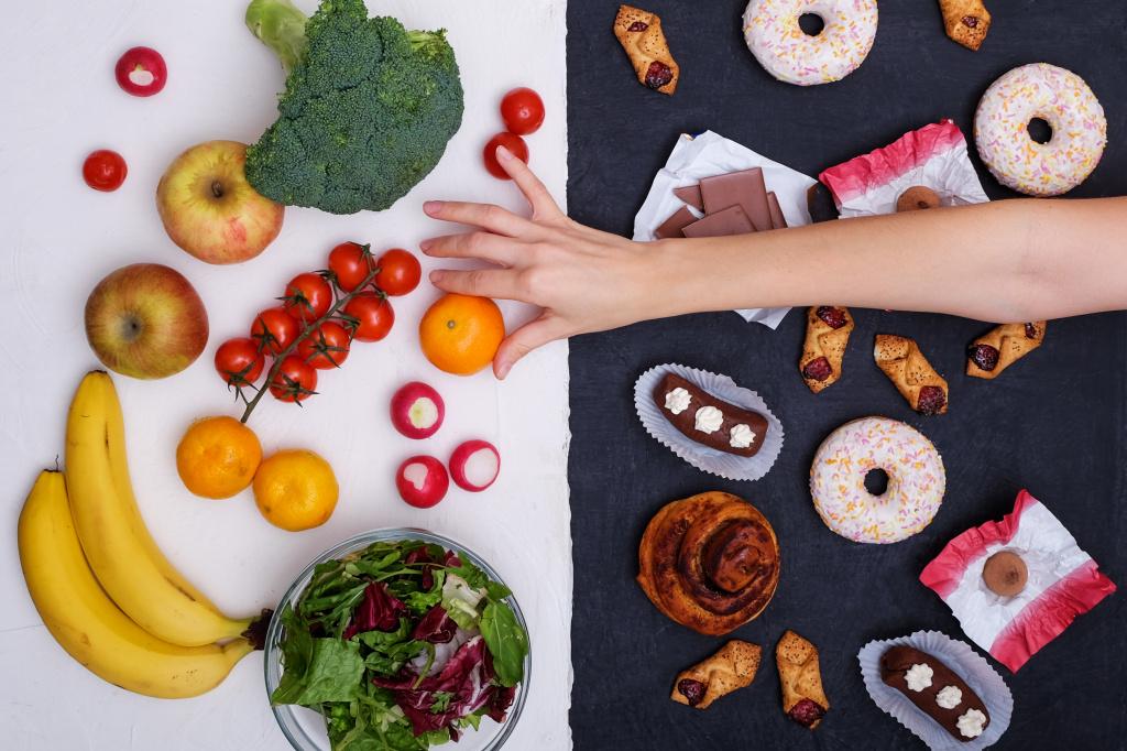 9 мифов о здоровом питании, в которые вредно верить