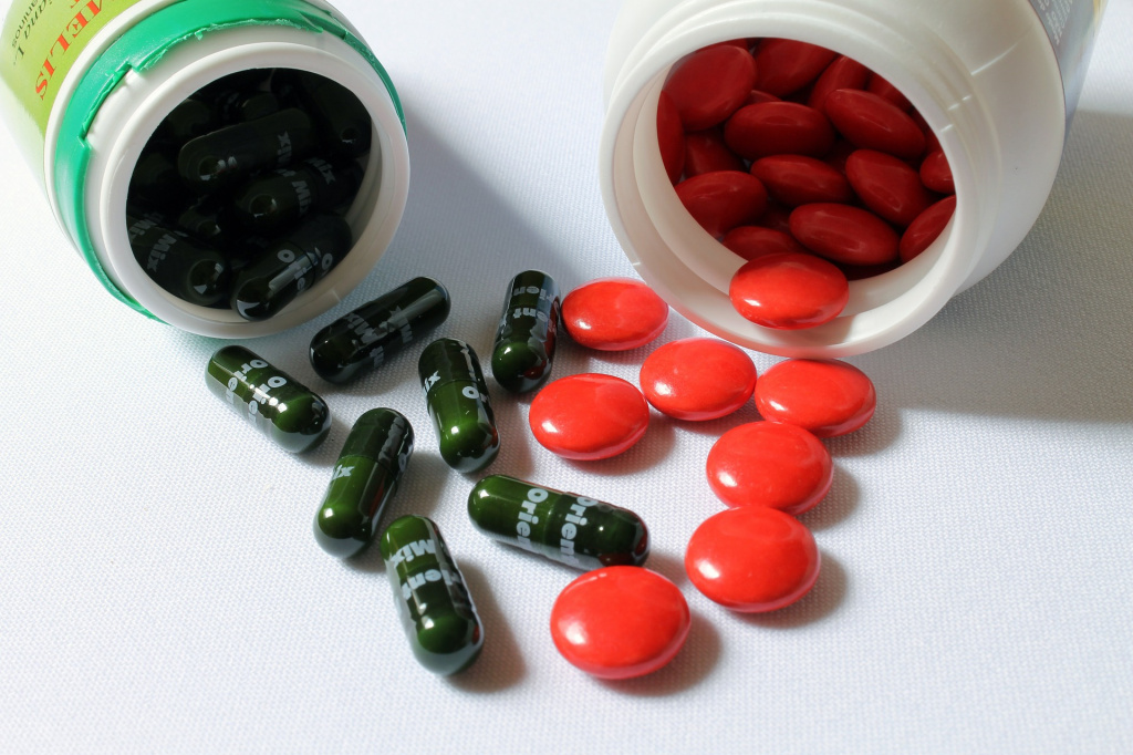 Витаминные добавки сокращают жизнь?