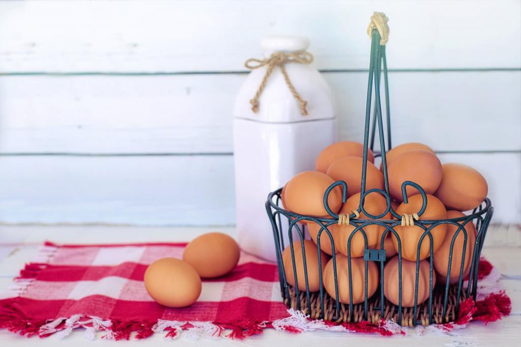 12 причин есть яйца каждый день