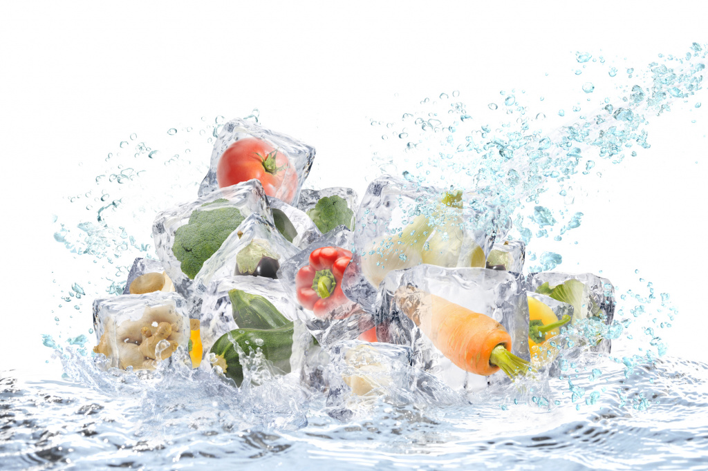Замороженные продукты мифы и правда