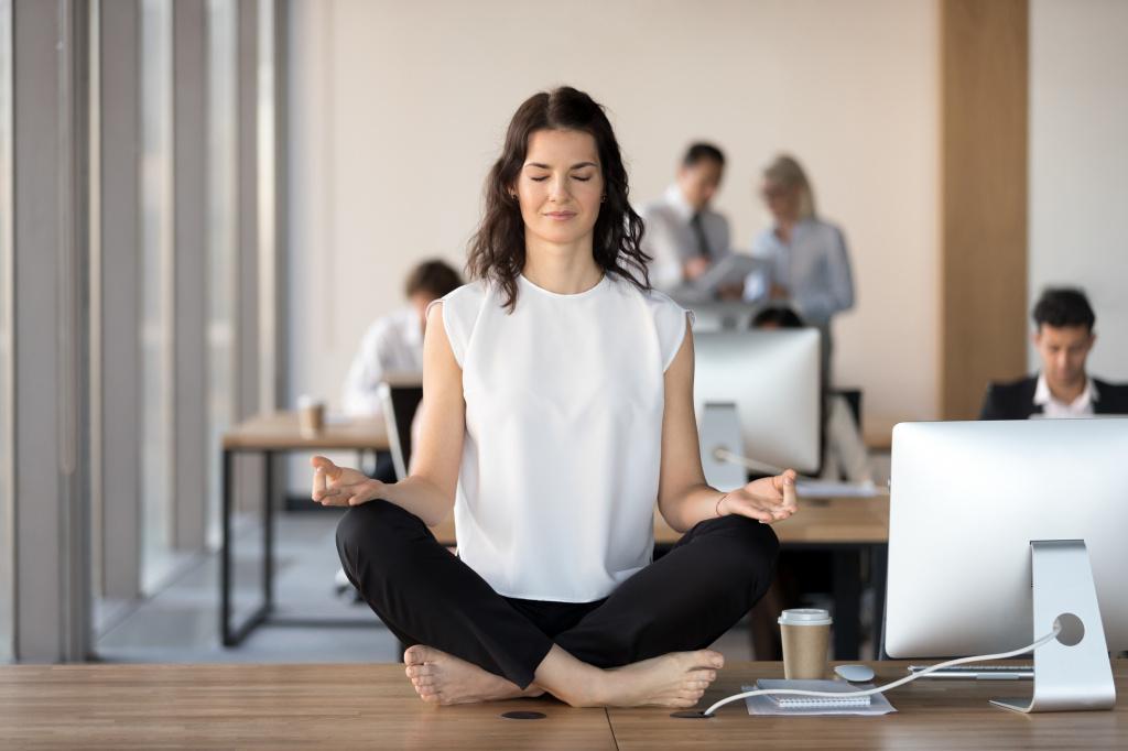 Сидячий образ жизни: как худеть, работая в офисе?