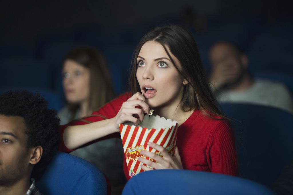 Как получить украшение за просмотр фильма
