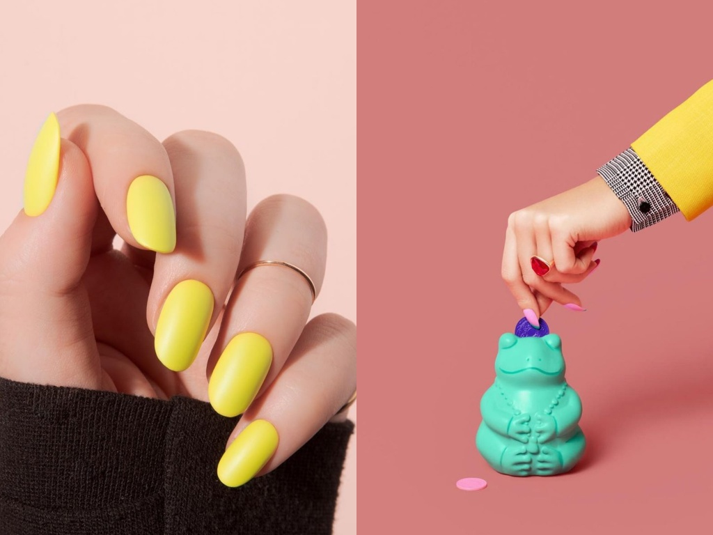 8 самых горячих nail-трендов