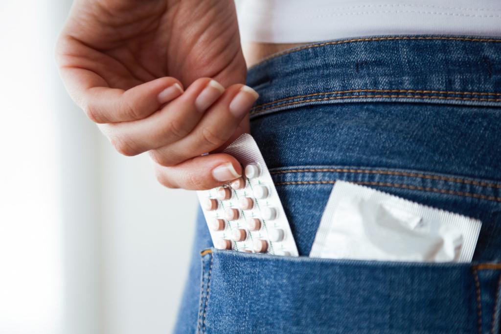 Как оральные контрацептивы влияют на мозг