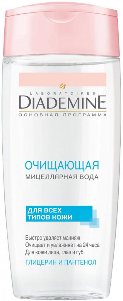 Очищающая мицеллярная вода, Diademine