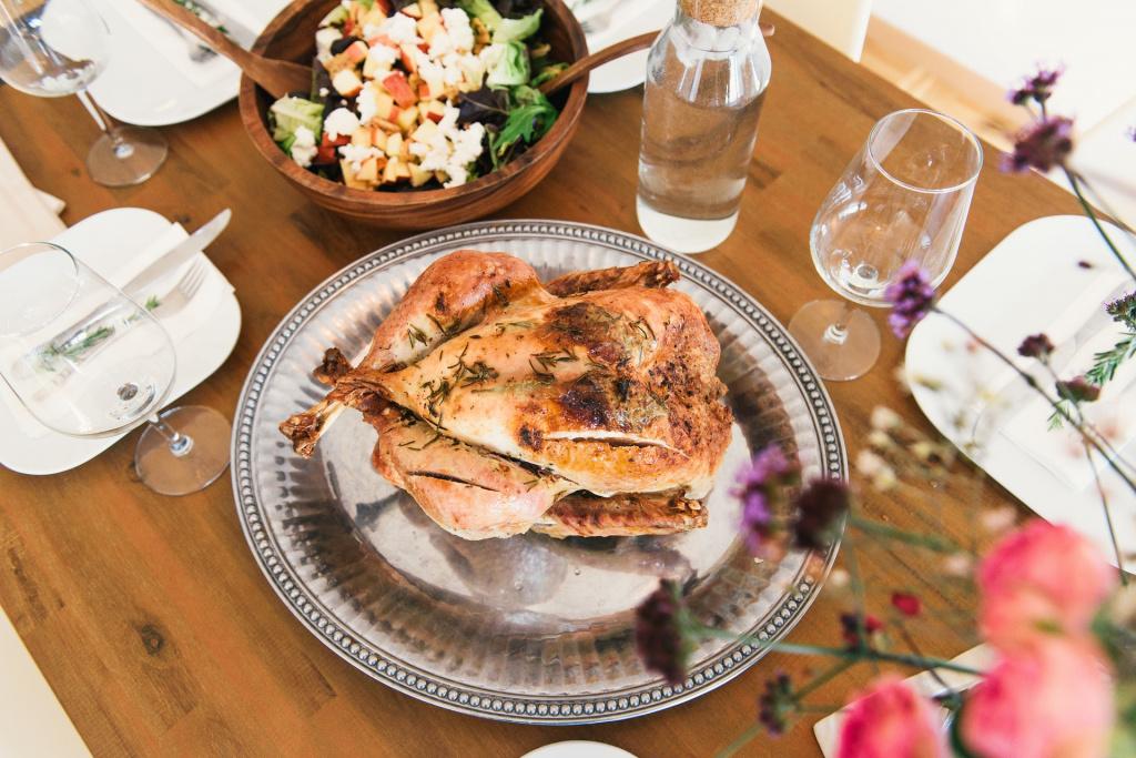 Курица в питании: польза и вред