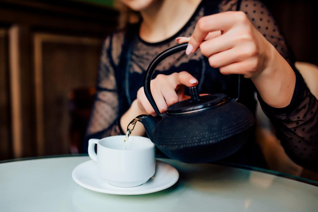 Хотите улучшить память и работу мозга? Пейте чай!