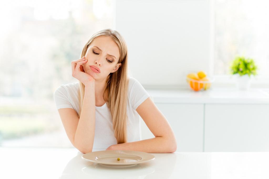 Чем опасна анорексия: экстремальное похудение
