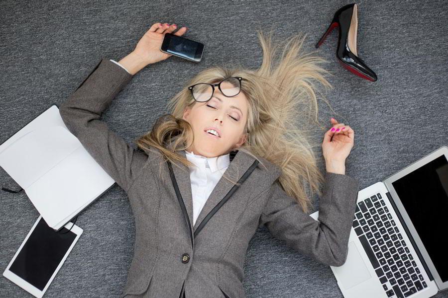 Нет сил! Как избежать эмоционального выгорания на работе?
