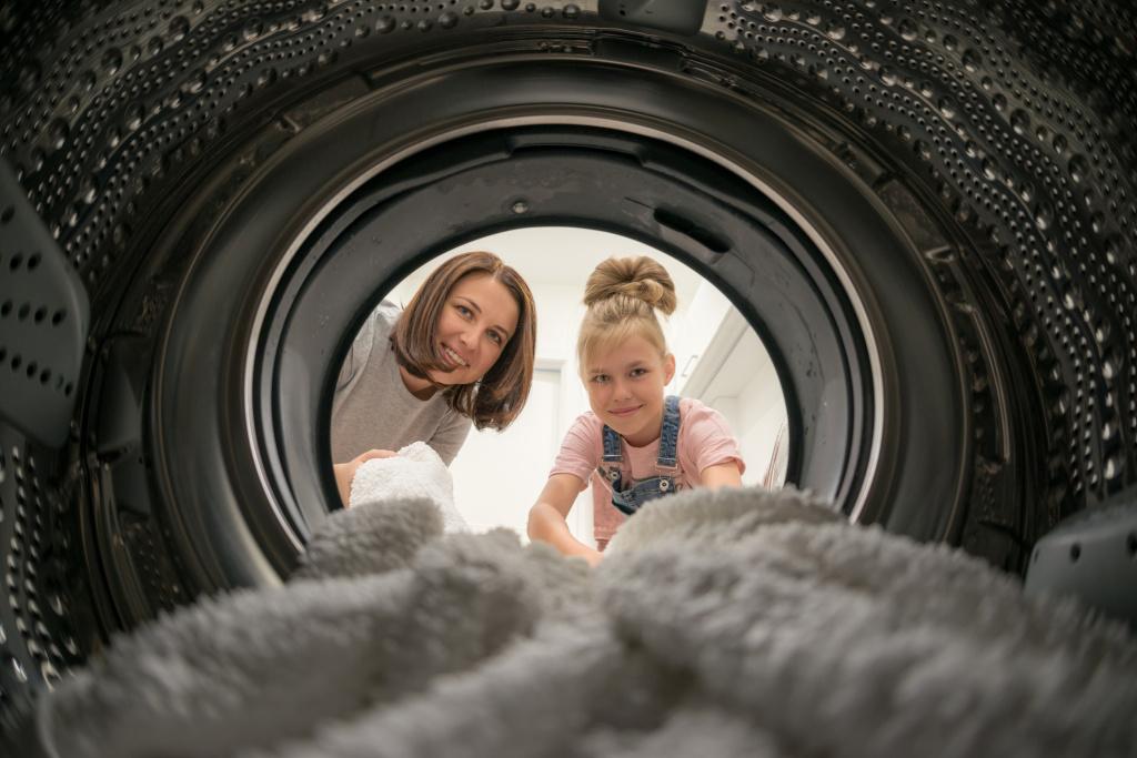 Что скрывает ваша стиральная машина?