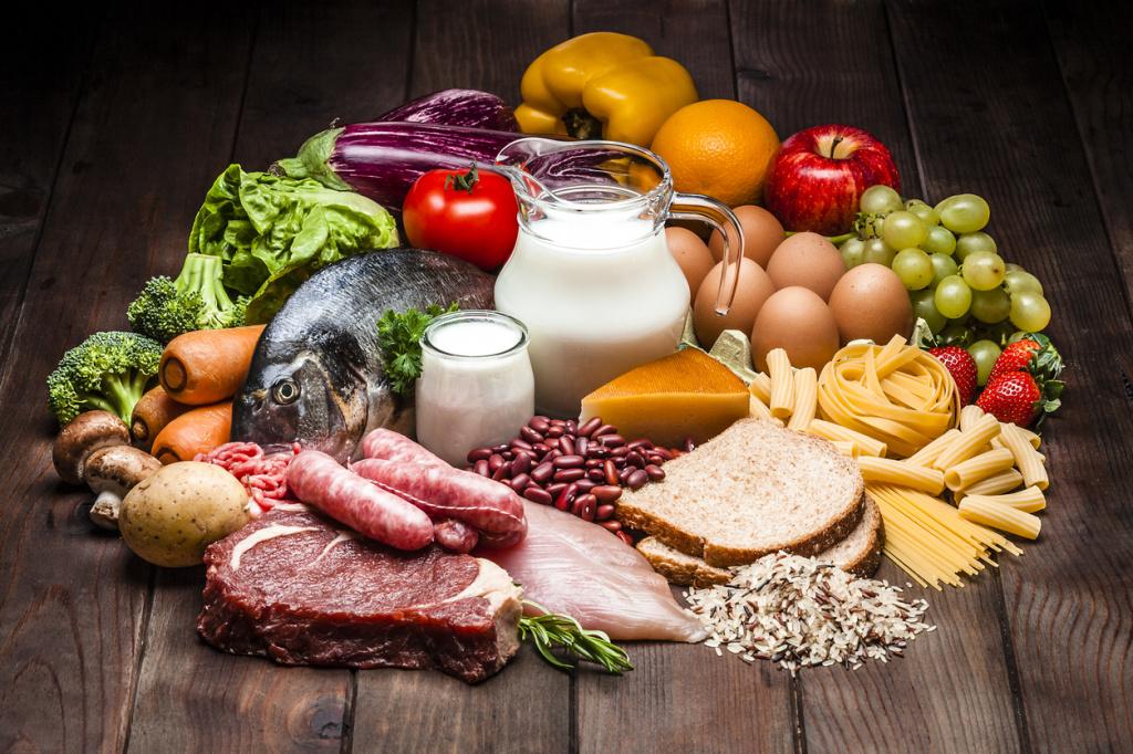 Какие продукты повышают и какие понижают холестерин