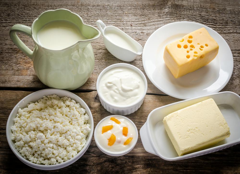 Цельные молочные продукты уменьшают риск развития сердечно-сосудистых заболеваний