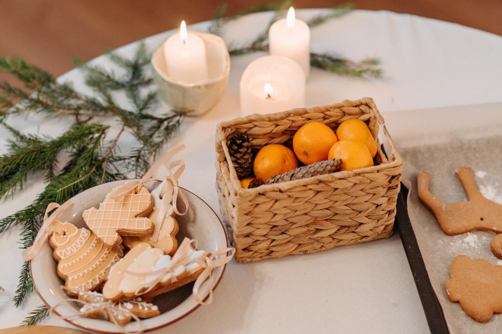 Что приготовить на Новый год: все, что вам нужно знать о мандарине и 6 классных рецептов