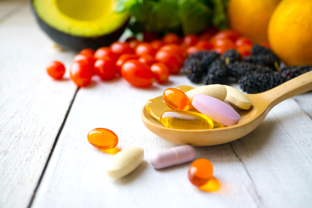 Витамины после диеты: какие комплексы помогут восстановиться