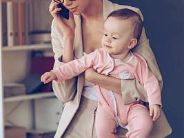 Материнство или работа: как совместить обе роли без стресса