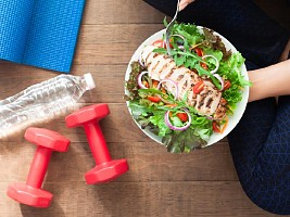 10 упражнений, которые понизят холестерин
