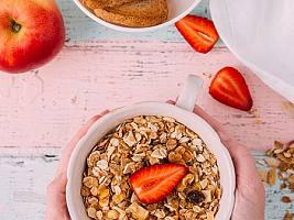 5 правил правильного питания, которые помогут усилить эффект от тренировок