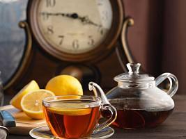 Хотите похудеть? Выпейте чашку черного чая!