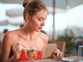 Как похудеть, пока вы дома: диета slow-carb