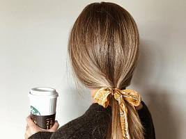 Как выпрямить волосы без утюжка: пробуем технику тока