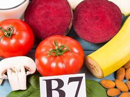 Зачем нам нужен витамин В7