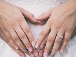 7 правил, как подобрать маникюр на свадьбу