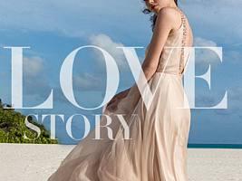 Как выбрать платье для свадьбы на берегу океана: модные советы
