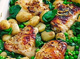 Легкий ужин: 5 рецептов для тех, кто считает калории