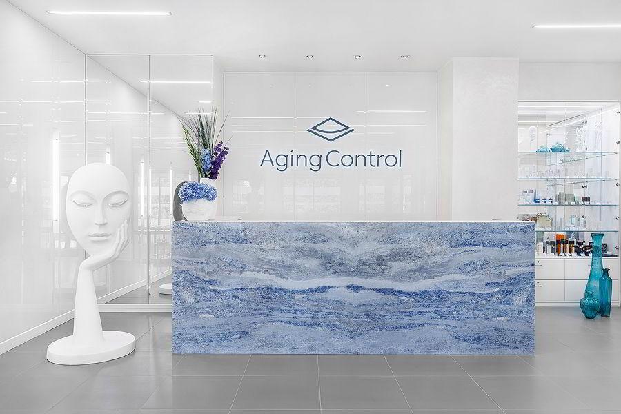 Клиника эстетическои%U0306 медицины Aging Control ресепшн1.jpg