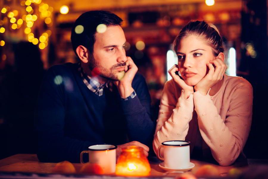 5 очевидных признаков, что мужчина вас не любит