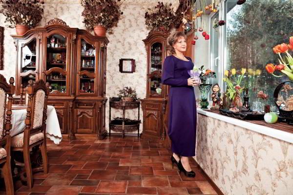 елена проклова и ее сад фото