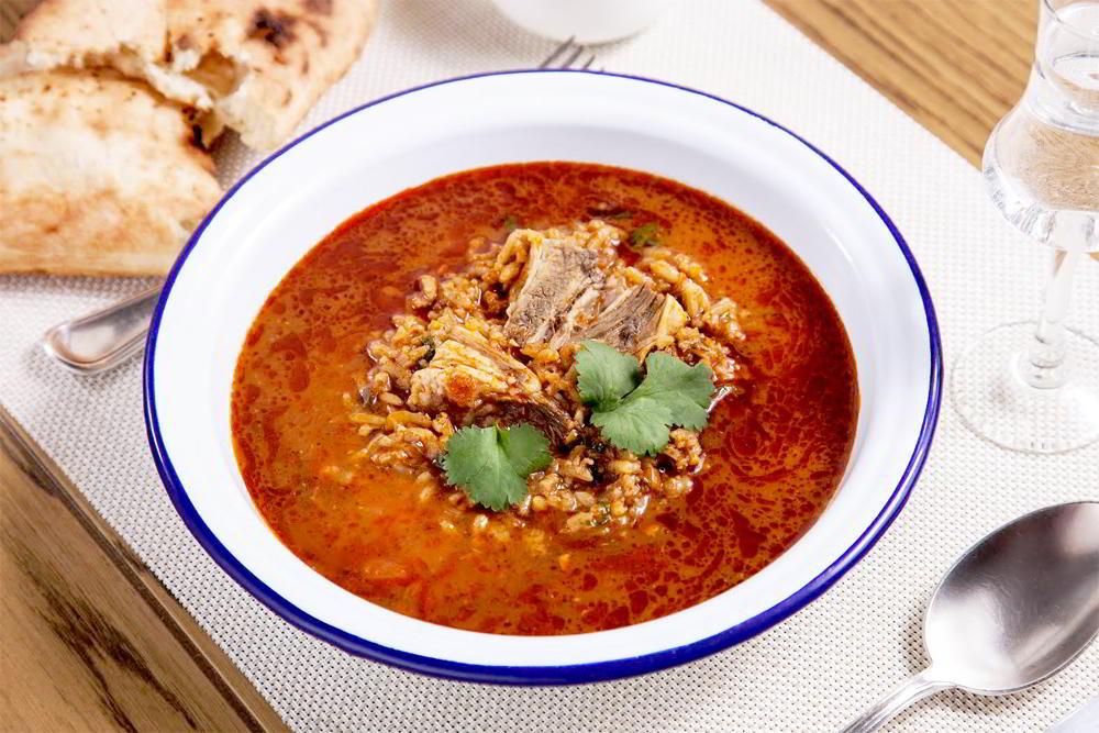 суп харчо рецепт от шеф повара у пиросмани